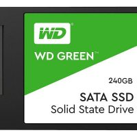 Western Digital Green WDS240G2G0A Internal SSD Drive